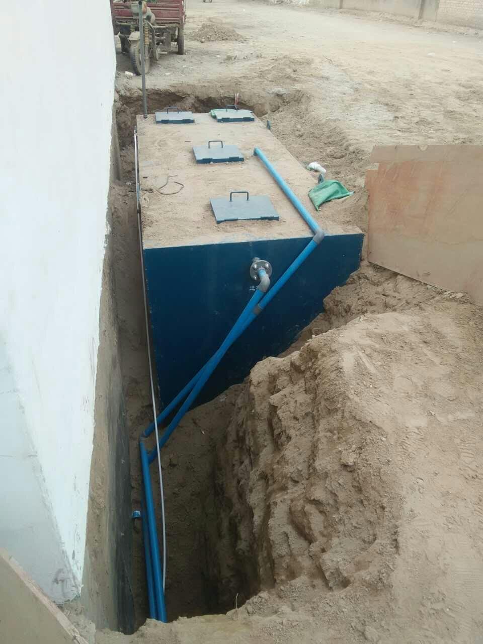 地埋式生活污水处理系统报价