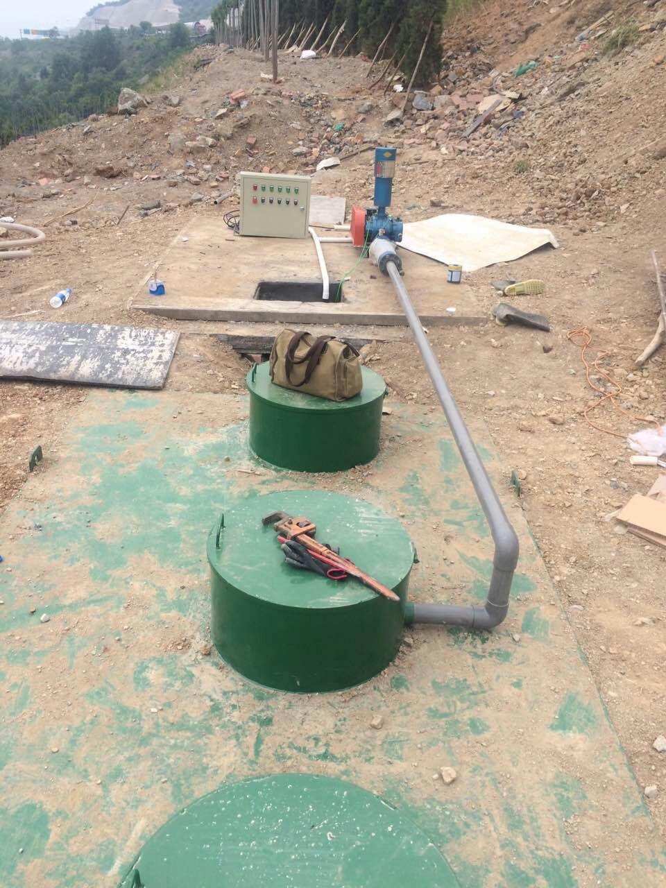 地埋式一体化污水处理设施厂家价格
