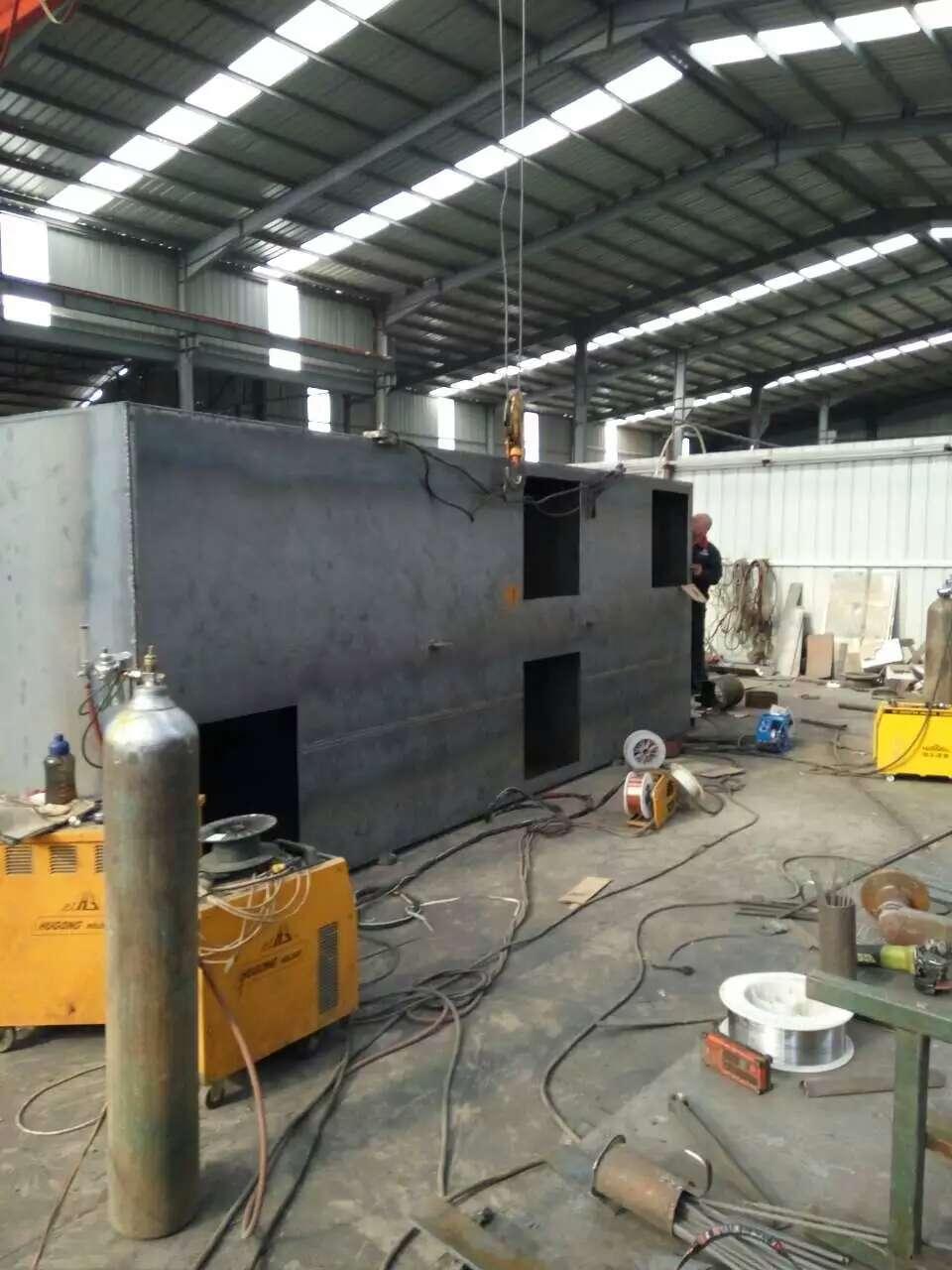 WSZ-1地埋式一体化污水处理设备装置