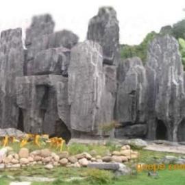供青海玉树园林假山和西宁假山雕塑设计