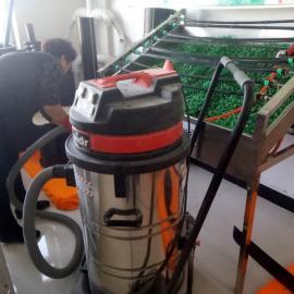 220V工业粉尘吸尘器 小型工厂仓库地面吸灰尘吸尘机WX-2078SA