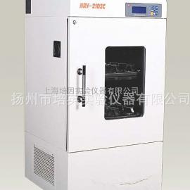 双层小容量空气恒温摇床NRY-2102C全温摇床微生物摇床厂家直销