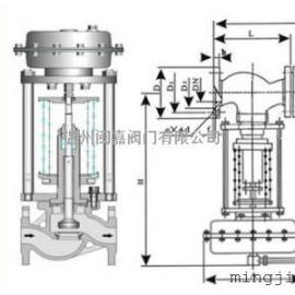 进口冷凝压力调节器(水阀)