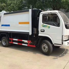 厂家直销东风多利卡5吨压缩式垃圾车