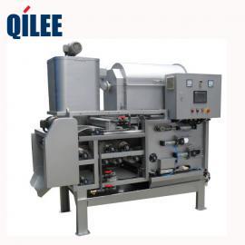 QTB-1250不锈钢化学加药废水污泥脱水机