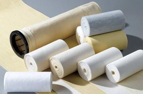 圆形布袋除尘器-亚克力耐水解滤袋
