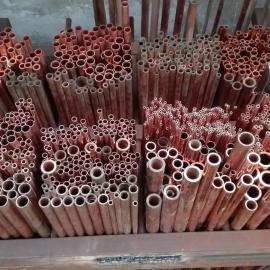 洛铜 紫铜管 现切割T2紫铜管 T2紫铜管规格现货