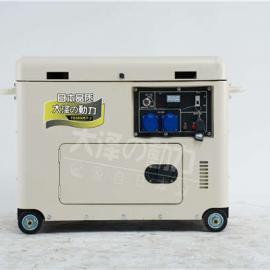家用静音款3kw柴油发电机组报价