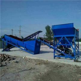 大型中铁洗石机工作特点 中铁洗石机工作原理及施工方案