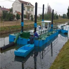 绞吸式挖泥船据客户的要求去订做不同型号配置