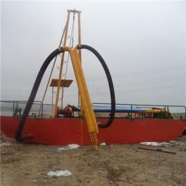 衢州哪里有卖小型抽沙船的 200方冲吸抽沙船保修一年