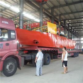 周口150方射吸式抽沙船现货低价 抽沙船的生产厂家