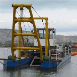 抽沙船小型的多少钱 抽沙船在河道抽沙一般用哪种