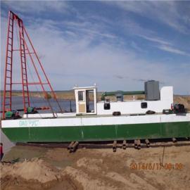 余姚100方射流式抽沙船好用不贵 小型抽沙船油耗低