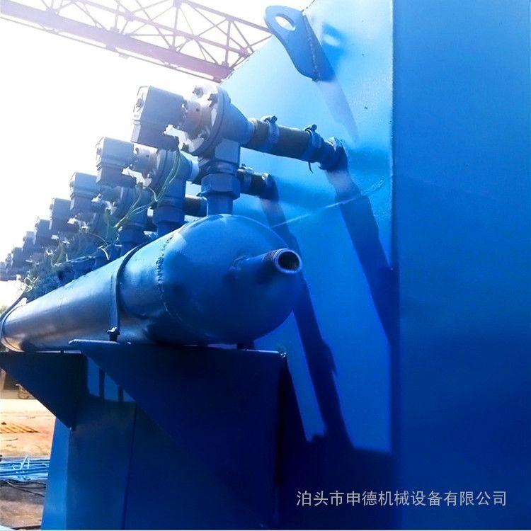 厂家专业生产各种型号脉冲除尘器设备_行业专用除尘器