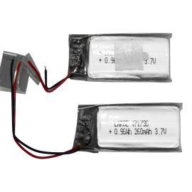 手机支付终端锂聚合物电池471736 3.7V 260mAh