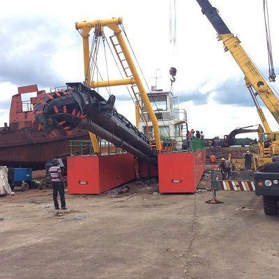 绞吸式挖泥船大中小型面向全国销售 绞吸式挖泥船设计制造公司