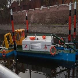 半液压绞吸挖泥船工作原理