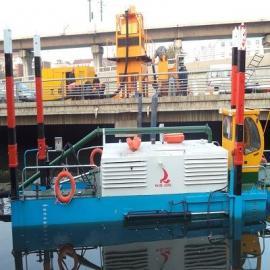中型挖泥船用于清淤工程 中小型挖泥船河道清淤