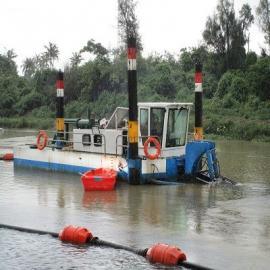 河道挖泥船河底淤泥清理船 中小型挖泥船�G�群游勰�