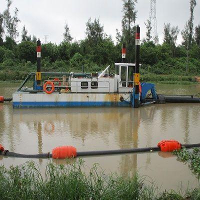 挖泥清淤船非自航清淤设备 绞吸式清淤船厂家直销