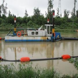 建阳绞吸式挖泥船10寸泵输送距离800米