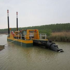 中小型清淤船适合城市内河清淤的那种 城市内河清淤船报价