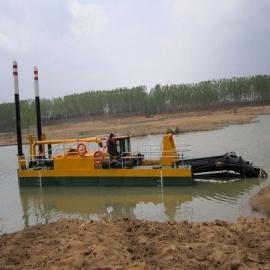 龙岩14寸绞吸式挖泥船结构和工作原理