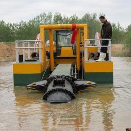 绥宁绞吸式挖泥船性能好 出水含沙量较高
