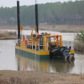 高质量小型水库清淤船水下作业效率高