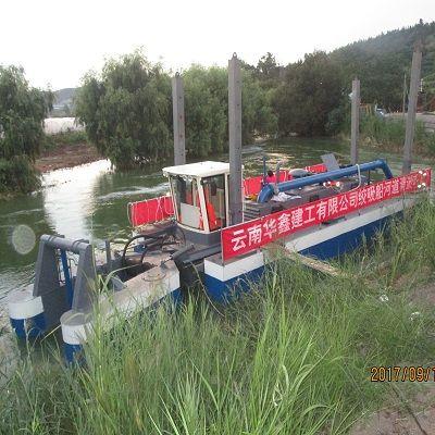 城市清淤船配套淤泥脱水设备效果好价格不高