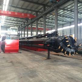 泸州绞吸式挖泥船全液压多图 绞吸式挖泥船技术参数