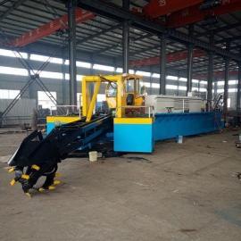 丹江口绞吸式挖泥船主要用途 哪里生产的绞吸式挖泥船质量好