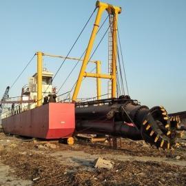 6寸泵绞吸挖泥船船体尺寸大小