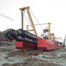 泸州18寸绞吸式挖泥船构造及工作原理