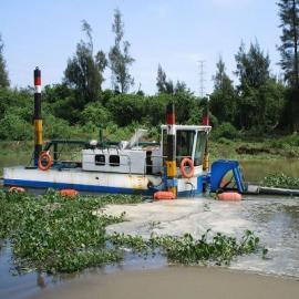 8寸绞吸式挖泥船一小时能出多少土方 挖泥船能连续工作多久