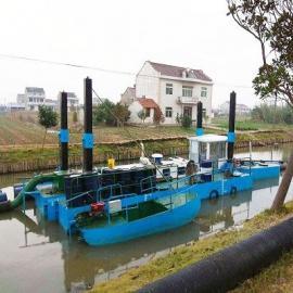 河道60方脱水清淤船船体大小以及尺寸