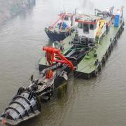 绞吸式挖泥船配置参数详情
