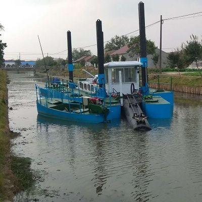 抽沙船河道浅海吸沙船种类 抽沙采沙船哪种型号的好用