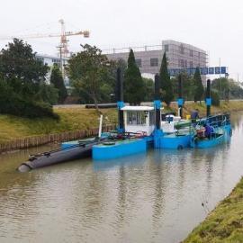 河道清淤挖泥船配置报价 清淤挖泥船构造