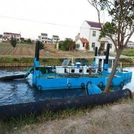 深水清淤需要多大型号的绞吸清淤船 绞吸清淤船种类大全