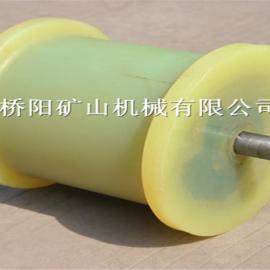 耐磨地辊,高强度包胶地辊 聚氨酯地辊