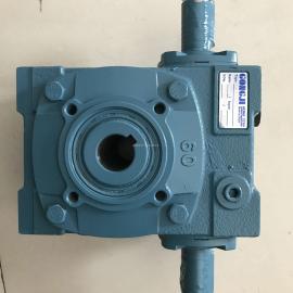 台湾工机厂有限公司 铸铁蜗轮蜗杆减速机 TKAT60-L TKA115-10