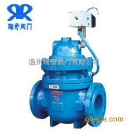 J841X系列电磁液气动隔膜排泥阀