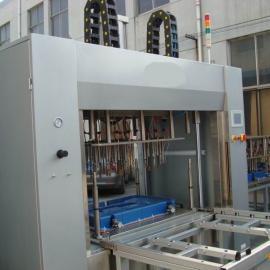 汽车集水板热熔焊接机