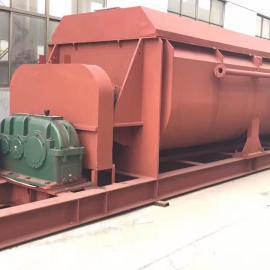 环保减排空心浆叶干燥机