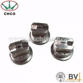 厂家售不锈钢扇形喷嘴 工业清洗雾化喷头 加湿除尘 喷淋头促销中