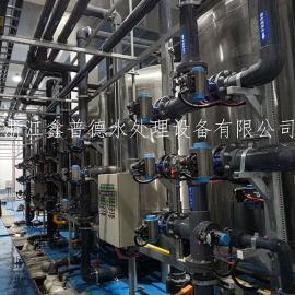 提供余杭PD-ROI-40T/H大型超纯水设备反渗透EDI加抛光树脂电阻18