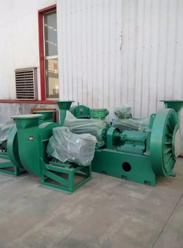 锅炉风机Y5-48 Y5-48 锅炉配套风机250度以上