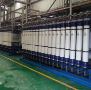 厦门大型超滤纯水设备 超滤水处理设备 矿泉水制备系统
